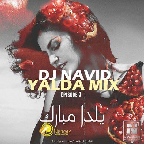 DJ Navid - 'Energik (Episode 03) (Yalda Mix)'