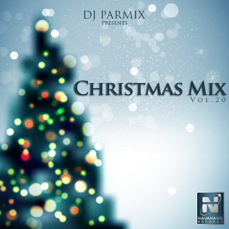 DJ Parmix - 'Christmas Mix (Vol.20)'