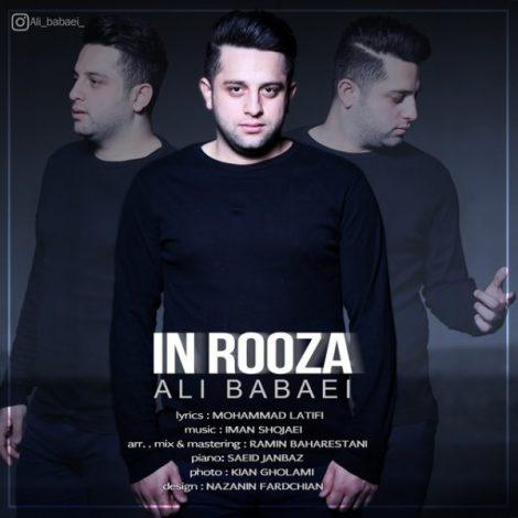 Ali Babaei - 'In Rooza'