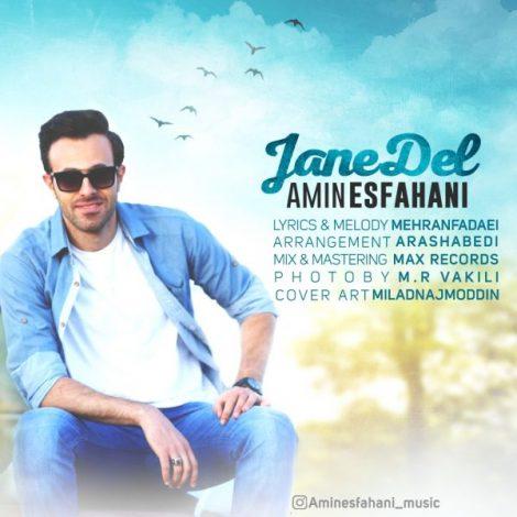 Amin Esfahani - 'Jane Del'