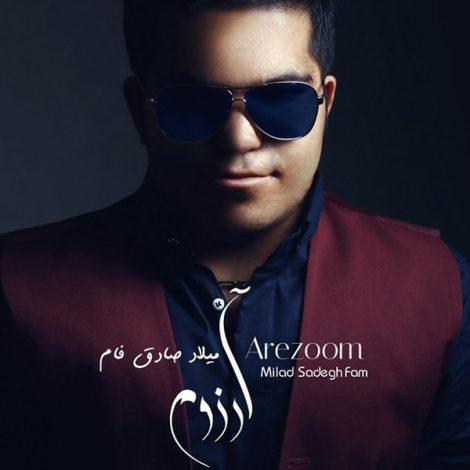 Milad Sadegh Fam - 'Vatanim'