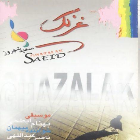 Saeid Shahrouz - 'Hamzad'