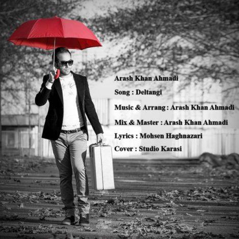 Arash Khan Ahmadi - 'Deltangi'