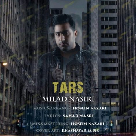 Milad Nasiri - 'Tars'