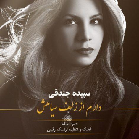 Sepideh Jandaghi - 'Daram Az Zolfe Siahash'