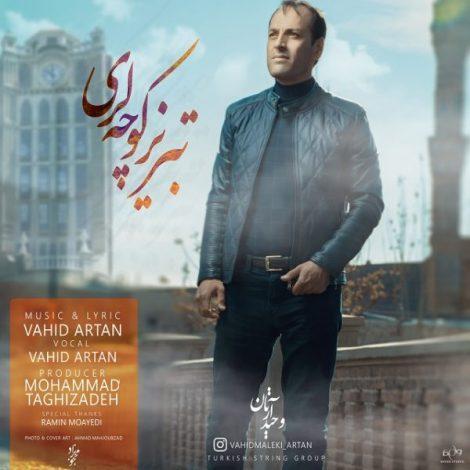Vahid Artan - 'Tabriz Kuchalari'