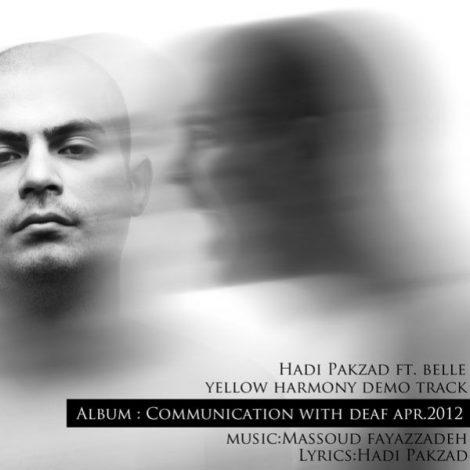 Hadi Pakzad - 'Yellow Harmony (Ft Belle Nava)'