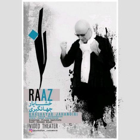 Khashayar Jahangiri - 'Raaz'