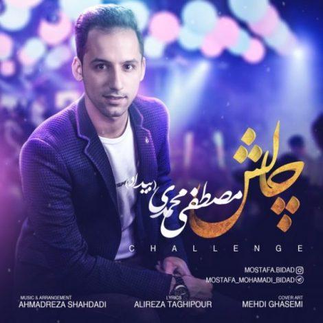 Mostafa Mohamadi (Bidad) - 'Challenge'