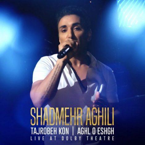 Shadmehr Aghili - 'Tajrobeh Kon, Aghl O Eshgh (Live)'