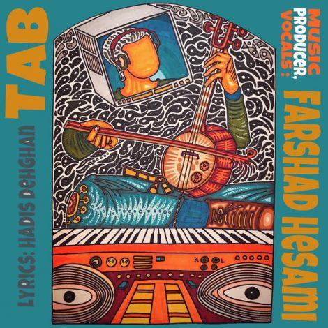 Farshad Hesami - 'Tab'