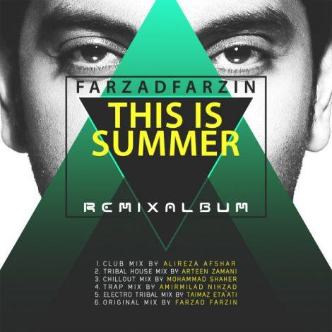 Farzad Farzin - 'Tabestooneh (Arteen Zamani Tribal House Mix)'