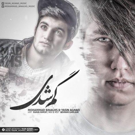 Mohammad Binaghs & Yasin Aghaei - 'Gom Shodi'