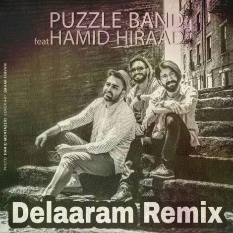 Puzzle Band - 'Delaaram (Ft. Hamid Hiraad) (Remix)'
