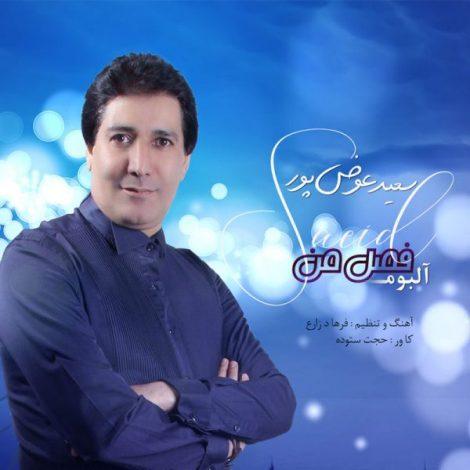 Saeed Avazpoor - 'Royahaye Khob'