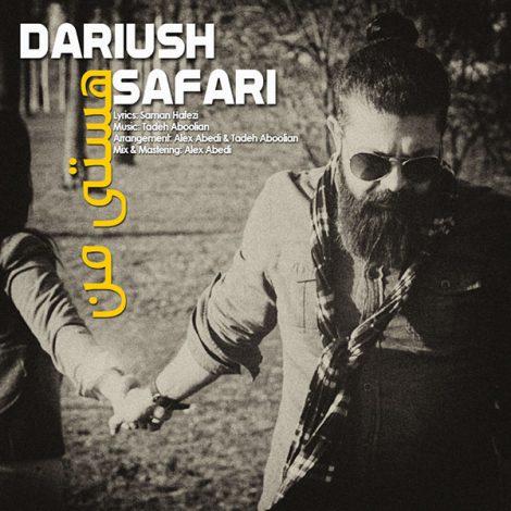 Dariush Safari - 'Hastiye Man'