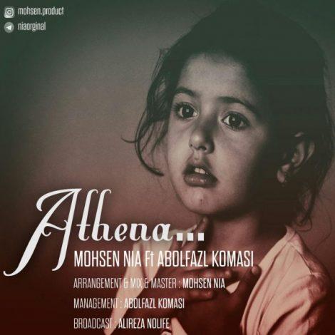 Mohsen Nia - 'Athena (Ft. Abolfazl Komasi)'