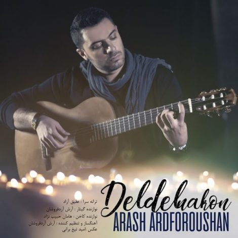 Arash Ardforoushan - 'Del Del Nakon'