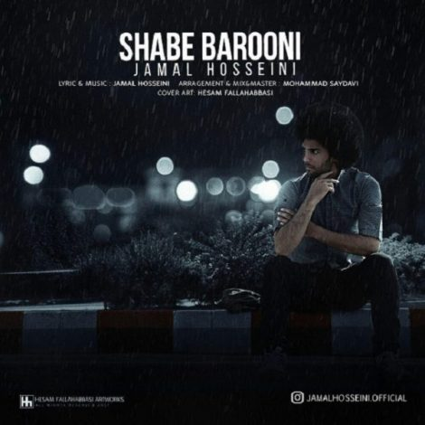 Jamal Hosseini - 'Shabe Barooni'