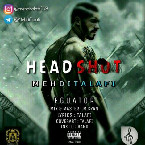 Mehdi Talafi - 'Head Shot'