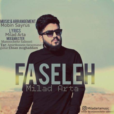 Milad Arta - 'Faseleh'