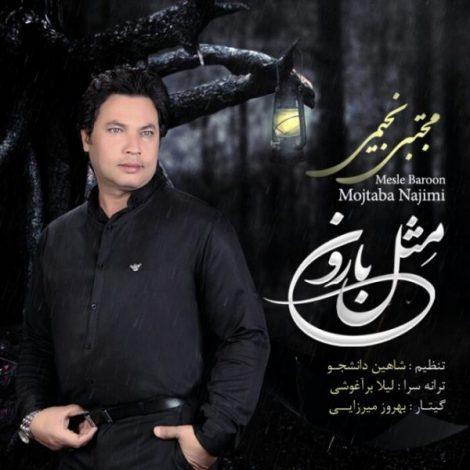 Mojtaba Najimi - 'Mesle Baroon'