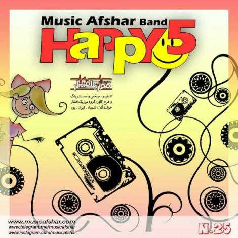 Music Afshar - 'Happy 5'
