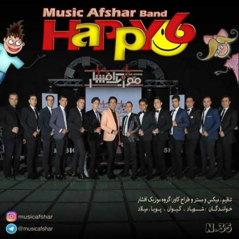 Music Afshar - 'Happy 6'