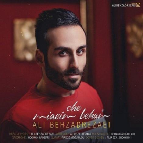 Ali Behzadrezaei - 'Che Miaeim Beham'