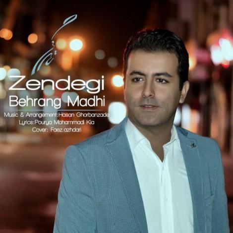 Behrang Madhi - 'Zendegi'