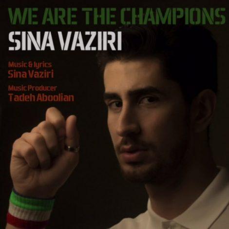 Sina Vaziri - 'We Are The Champions'