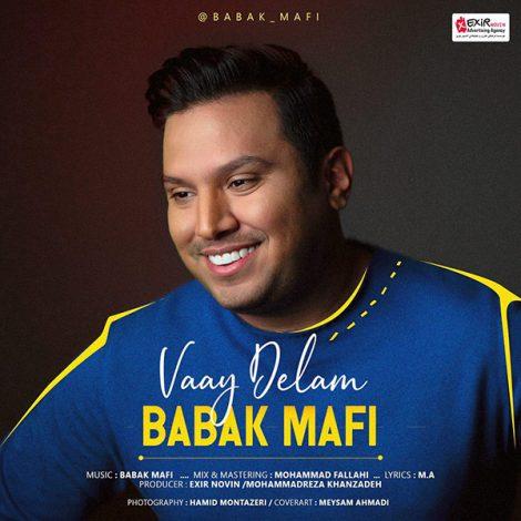 Babak Mafi - 'Vay Delam'