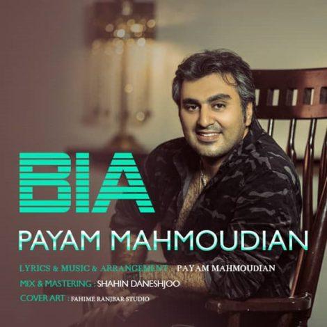 Payam Mahmoudian - 'Bia'