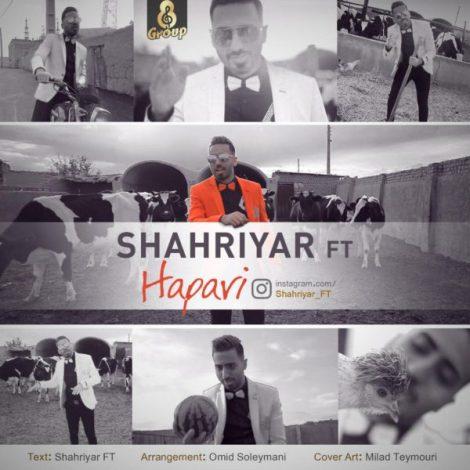 Shahriyar FT - 'Hapari'