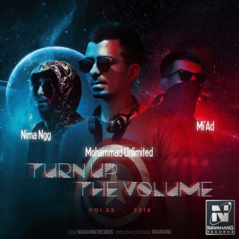 Mohammad Unlimited - 'Trance Up Persia I'