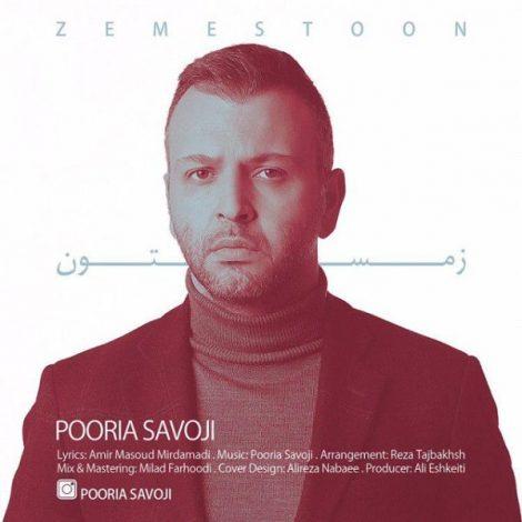 Pooria Savoji - 'Zemestoon'
