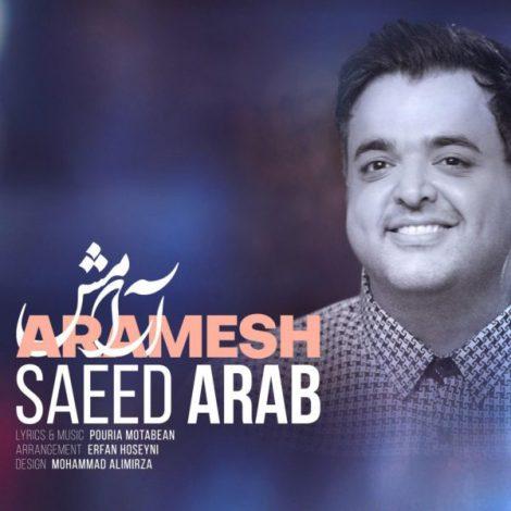 Saeed Arab - 'Aramesh'