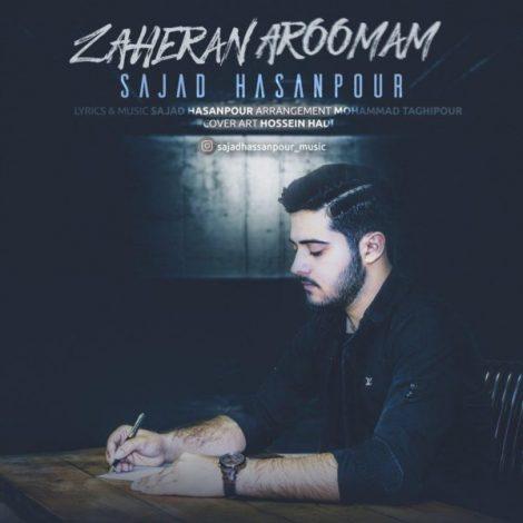 Sajad Hasanpour - 'Zaheran Aroomam'