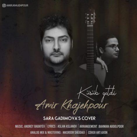 Amir Khajehpour - 'Kusub Getdi'