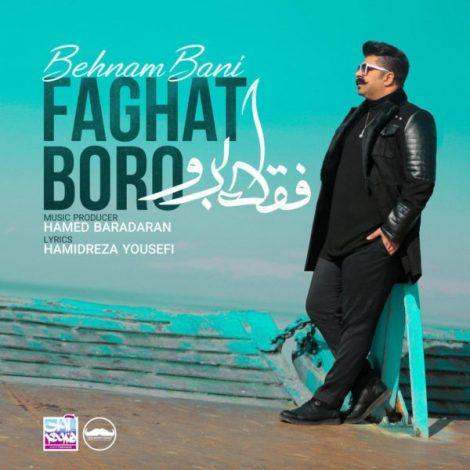 Behnam Bani - 'Faghat Boro'