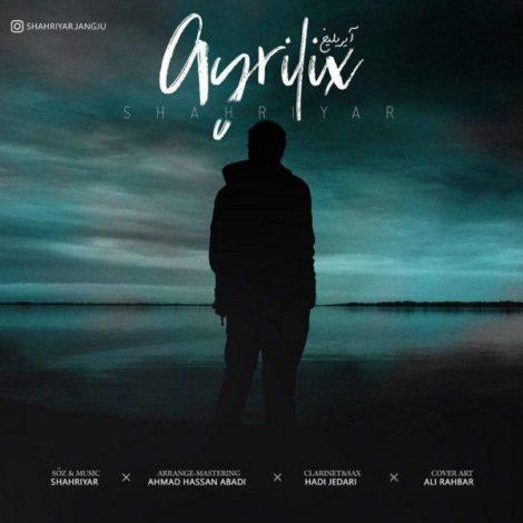 Shahriyar Jangju - 'Ayrilix'