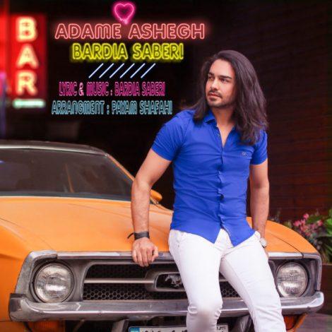 Bardia Saberi - 'Adame Ashegh'