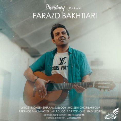 Farzad Bakhtiari - 'Sheidaey'