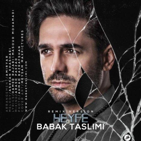 Babak Taslimi - 'Heyfe (Remix)'