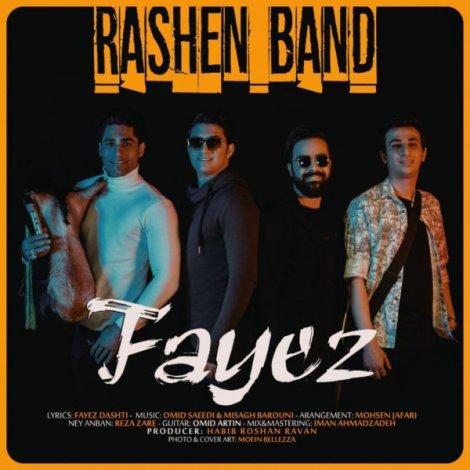 Rashen Band - 'Fayez'